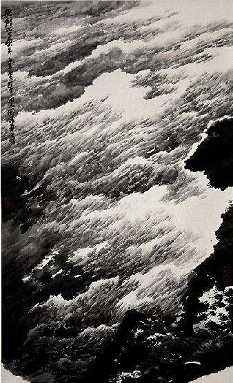 钟章法山水画选 - 山野村夫 - 山野村夫
